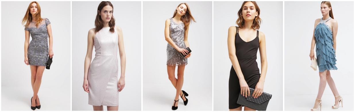 Zawsze modna - sukienka mini