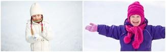 Zimowa wyprzedaż - kurtki dla dzieci