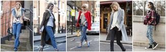 Zimowe wyprzedaże - uniwersalne jeansy