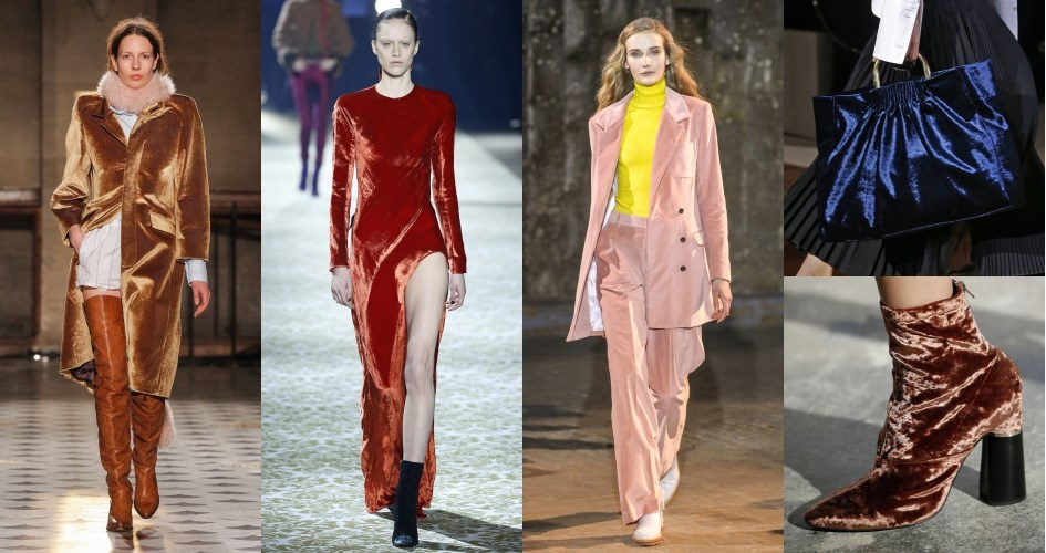 cafd35b3 Jak nosić ubrania z aksamitu i weluru? - Trendy w modzie w Domodi