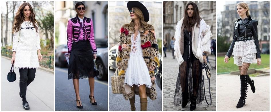 fa1f0d4bd2 Jak nosić koronkę - na co dzień i od święta - Trendy w modzie w Domodi