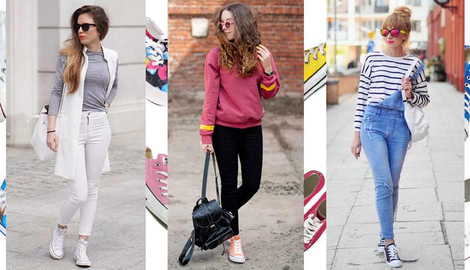 Trampki: buty dla nastolatków czy hit dla każdego? Trendy